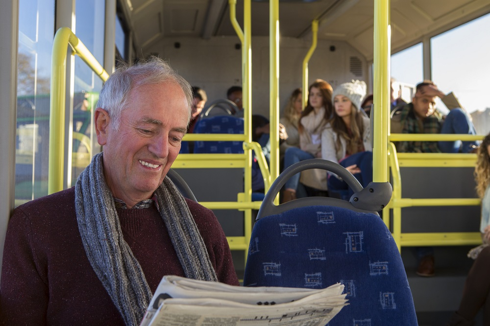 Scrap the bus timetable: is on demand public transport the way of the future?